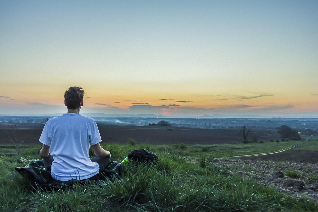Mediteren natuur